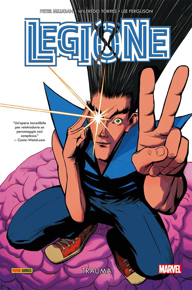 Legione: Trauma