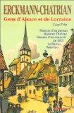 Gens d'Alsace et de ...