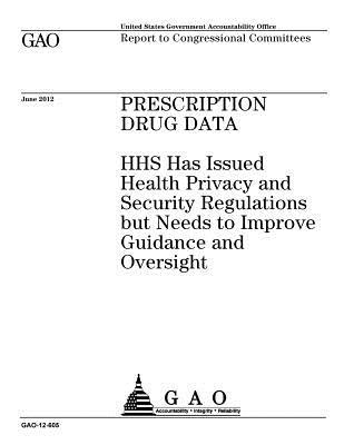 Prescription Drug Data