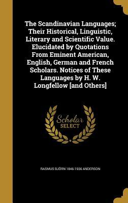 SCANDINAVIAN LANGUAGES THEIR H