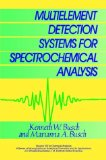Multielement detection systems for spectrochemical analysis