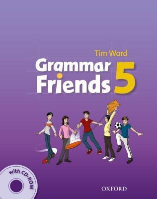 Grammar friends. Student's book. Per la Scuola elementare. Con CD-ROM