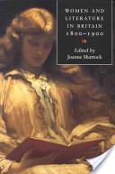 Women and literature...