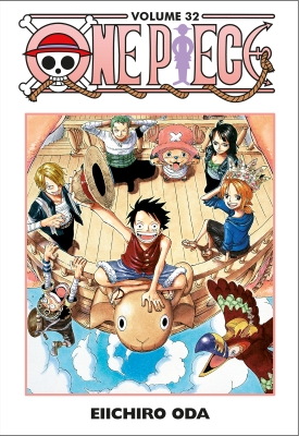 One Piece vol. 32