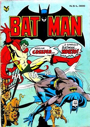 Batman n. 5