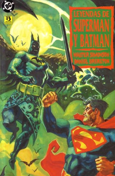 Leyendas de Superman...