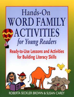 Hands-On Word Family Activities for Young Readers