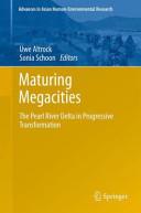 Maturing Megacities