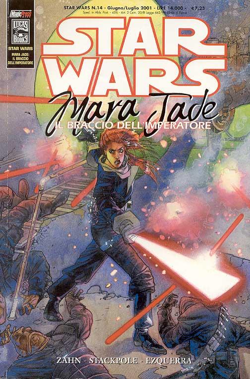 Star Wars: Mara Jade...