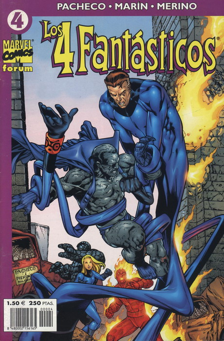 Los 4 Fantásticos Vol.4 #4 (de 24)