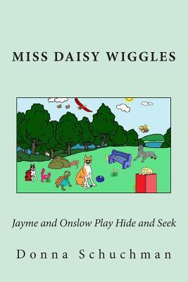 Jayme and Onslow Play Hide and Seek