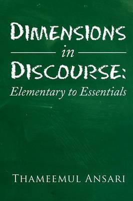 Dimensions in Discourse
