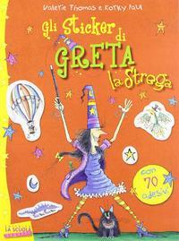 Gli sticker di Greta...