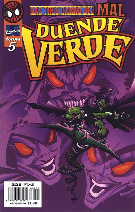 Duende Verde Vol.1 #5 (de 12)