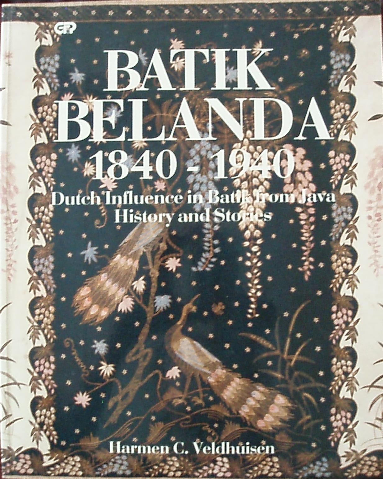 Batik belanda, 1840-1940