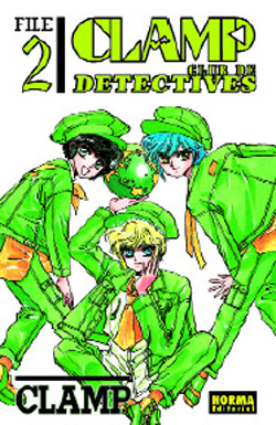 Clamp: Club de Detectives 2