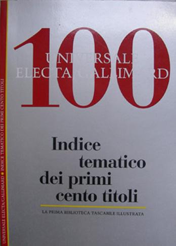 Indice tematico dei primi cento titoli