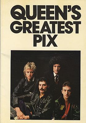 Queen's Greatest Pix
