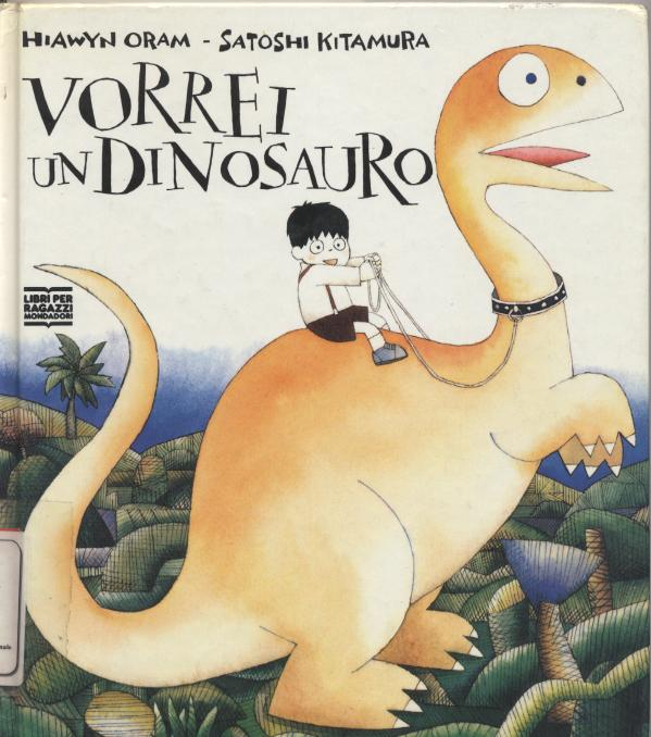 Vorrei un dinosauro