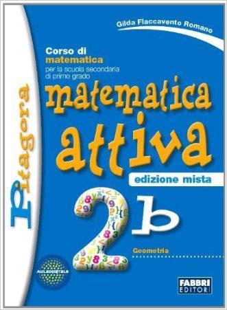 Matematica attiva. Vol. 2B. Per la Scuola media