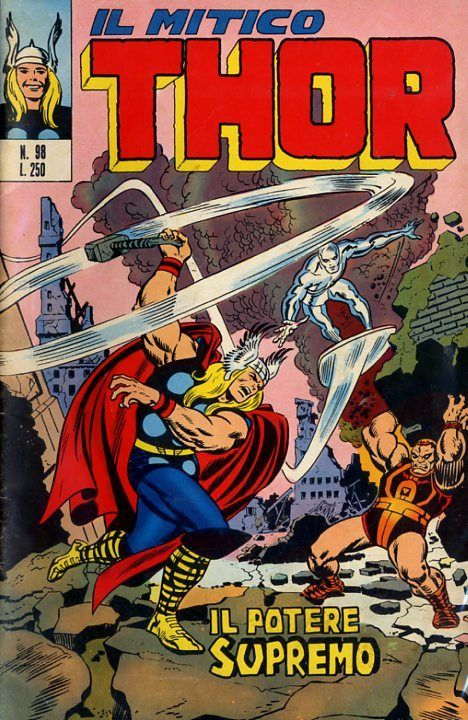 Il Mitico Thor n. 98