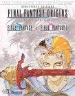 Final Fantasy Origins Official Strategy Guide