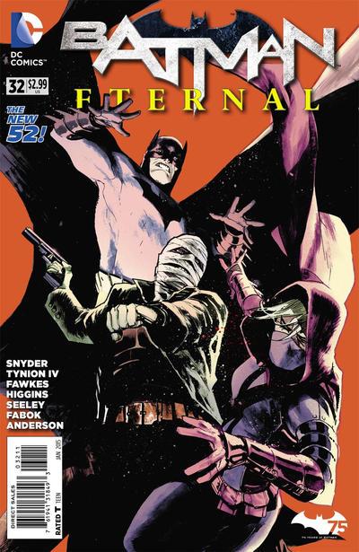 Batman Eternal Vol.1 #32