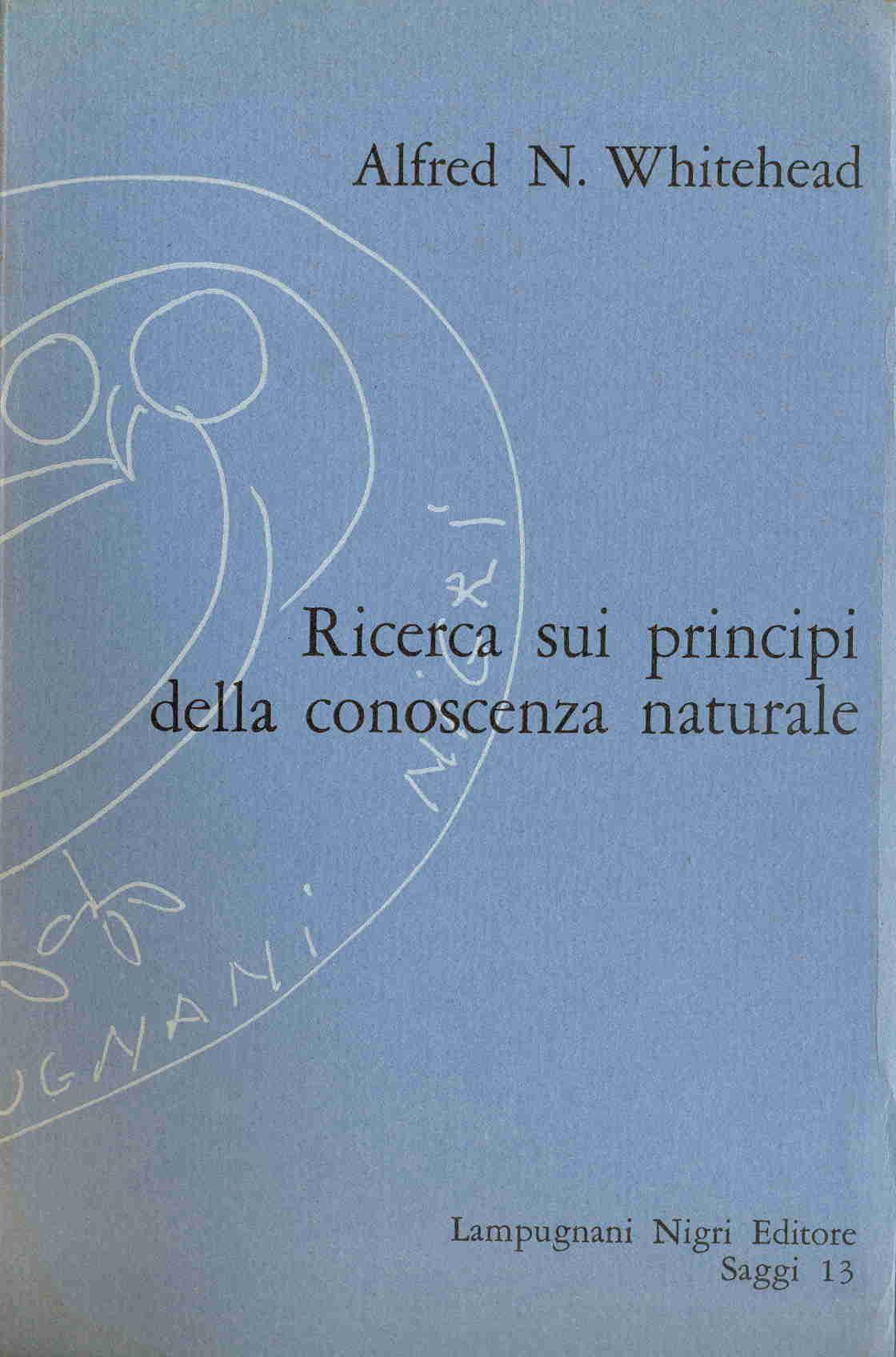 Ricerca sui principi...