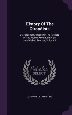 History of the Girondists