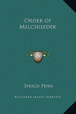 Order of Melchisedek