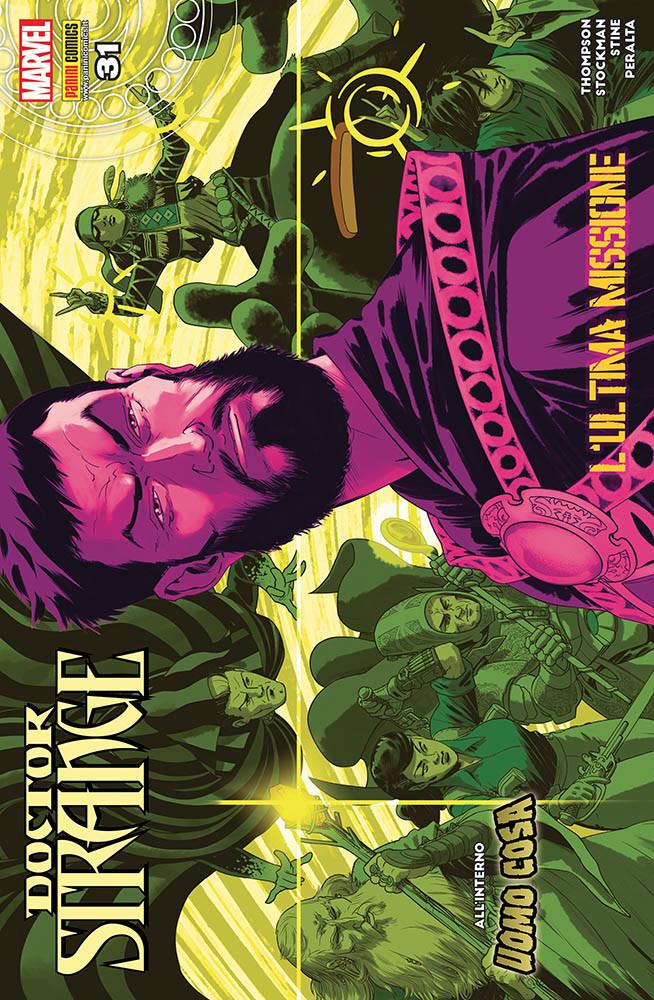 Doctor Strange n. 31