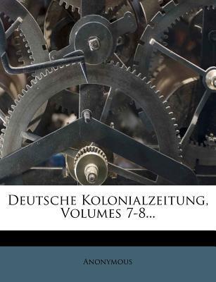 Deutsche Kolonialzeitung