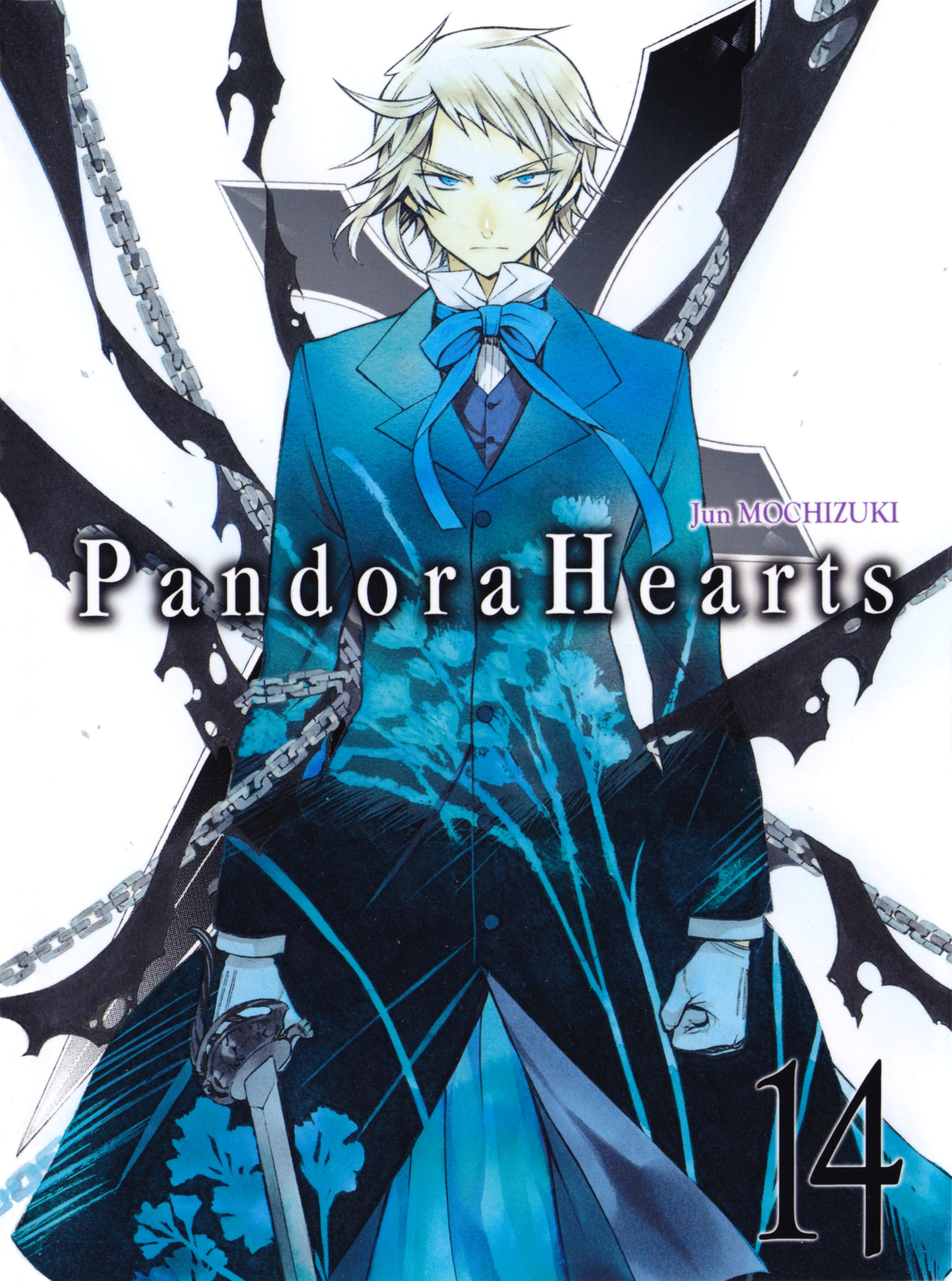 Pandora Hearts #14 (de 24)