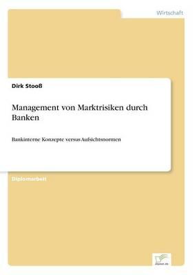 Management von Marktrisiken durch Banken