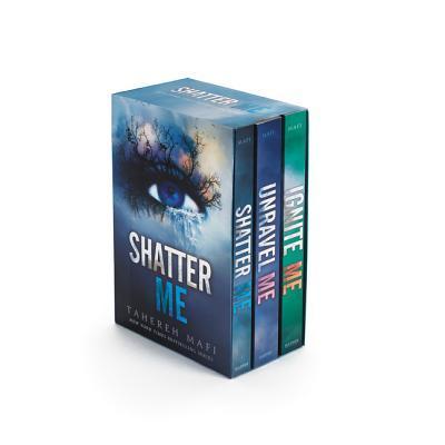 Shatter Me / Unravel...