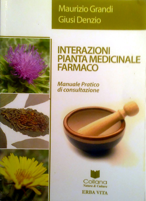 Interazioni pianta medicinale farmaco