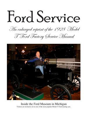 Model T Ford Factory Service Manual