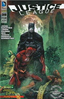 Justice League n. 38