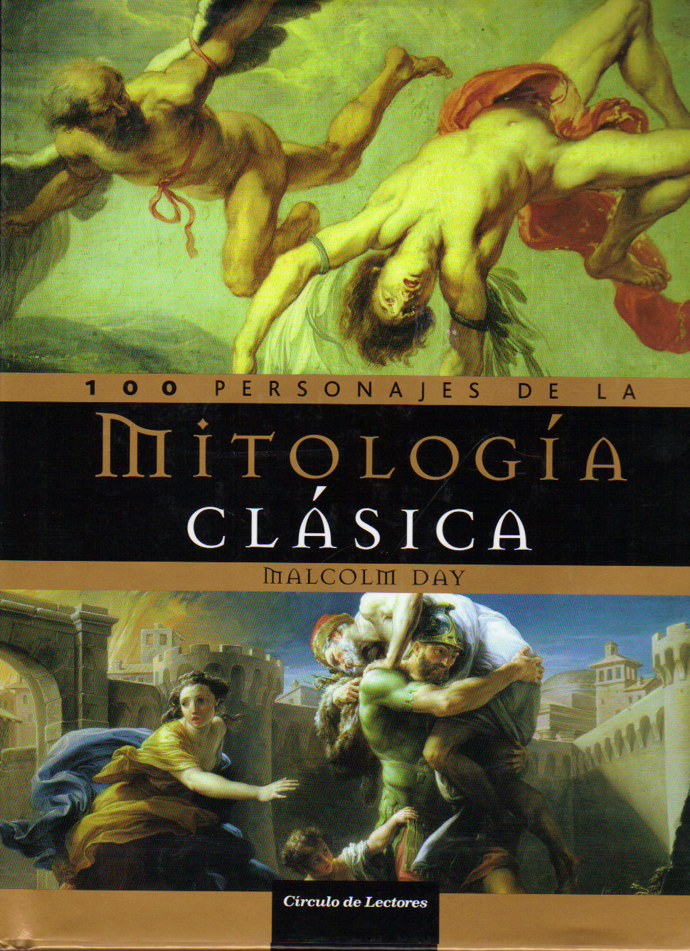 100 Personajes de la mitología clásica