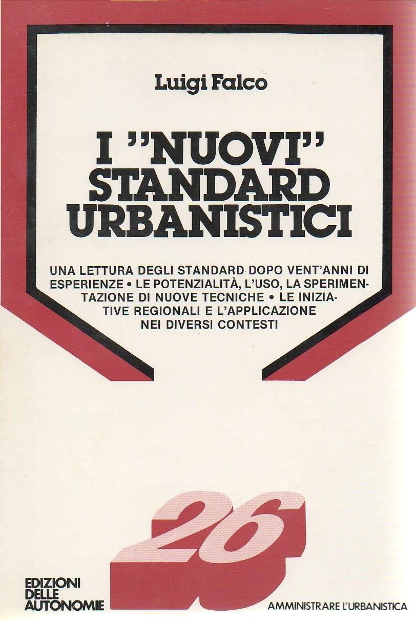 """i""""nuovi""""standard urb..."""