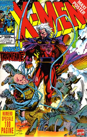 Gli Incredibili X-Men n. 050
