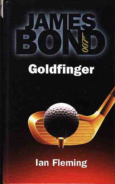 James Bond : Goldfin...