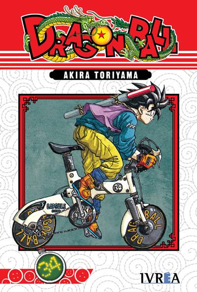 Dragon Ball #34