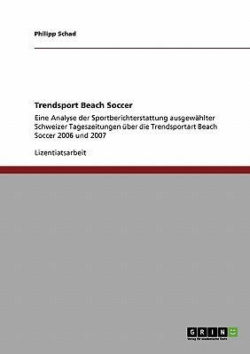 Trendsport Beach Soccer
