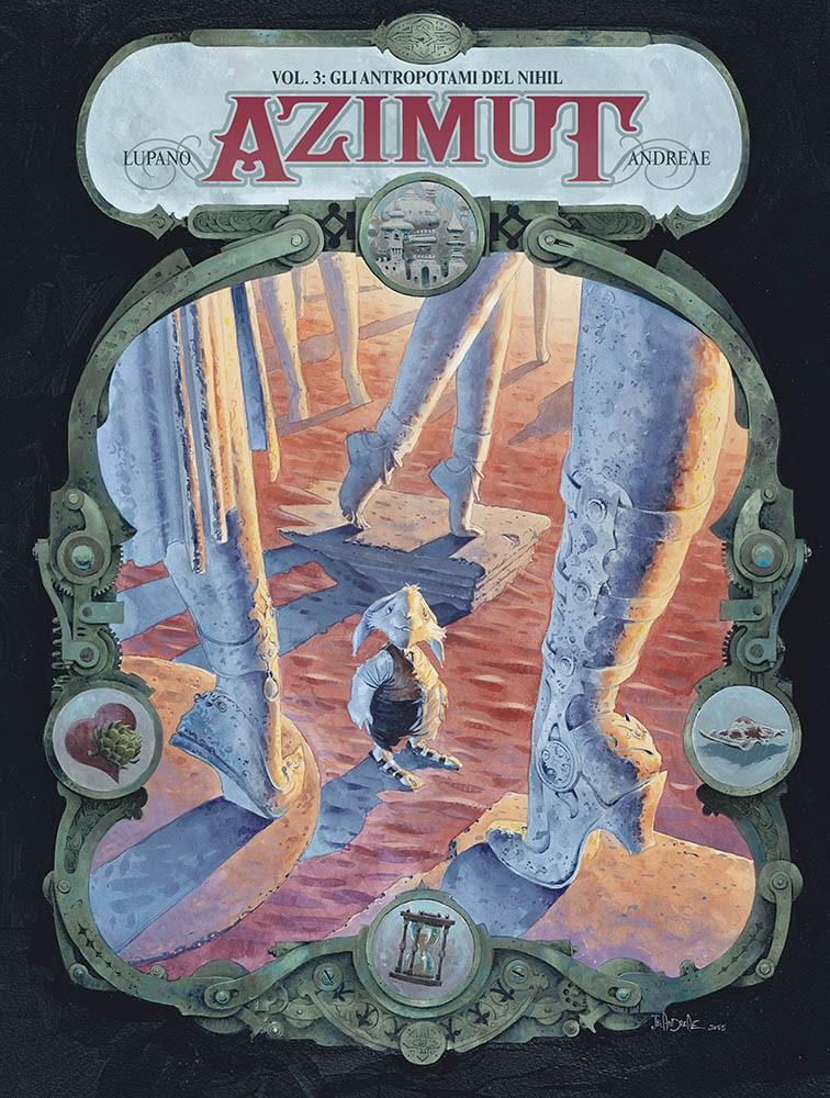 Azimut vol. 3
