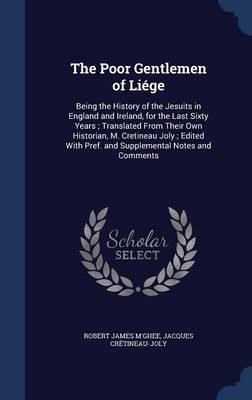 The Poor Gentlemen of Liege