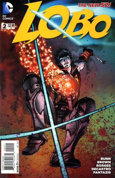 Lobo Vol.3 #2