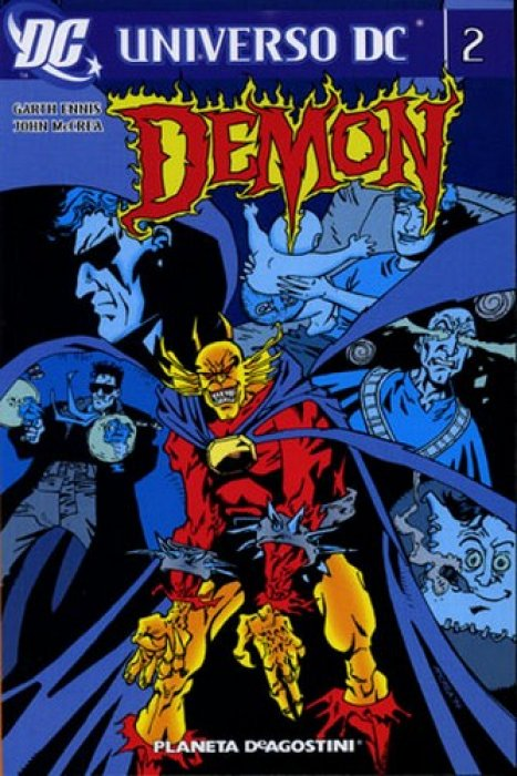 Universo DC: Demon #...