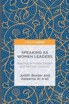 Speaking as Women Leaders