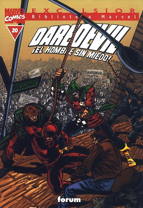 Biblioteca Marvel: Daredevil #20 (de 22)